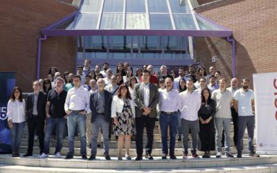 La Fundación Hidrógeno Aragón y la delegación del CSIC en Aragón reúnen en el Instituto de Carboquímica a los principales investigadores en la materia