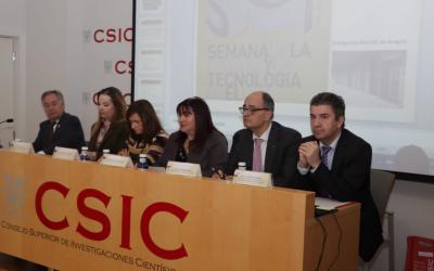 """La """"Semana de la Ciencia"""" del CSIC vuelve para dar a conocer la actividad investigadora a cerca de 1000 estudiantes"""