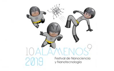 Festival de Nanociencia 10alamenos9