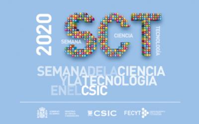La semana de la ciencia del csic acerca la labor de la investigación en Aragón a través de las redes sociales
