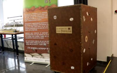 Room Escape CSIC  «Perfilina y el misterio de la maleta perdida»