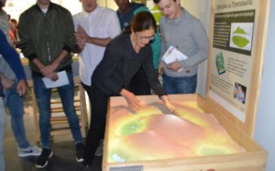 Sandbox: caja de arena de realidad aumentada