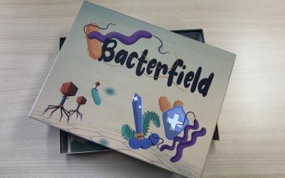 Investigadoras del INMA crean Bacterfield, un juego de mesa que permite dar a conocer el mundo de la microbiología